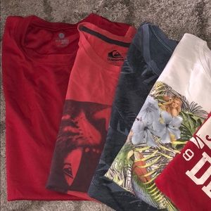 Other - lot of 9 men's Large t-shirt's